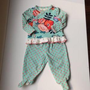Matilda Jane Floral Infant Outfit
